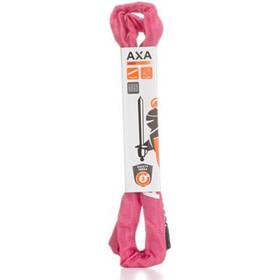 Axa Rigid Code Chain Lock 120cm pink
